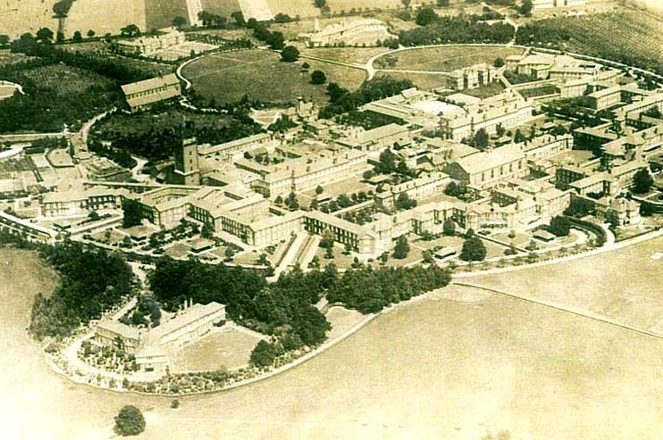 Old Severalls Hospital