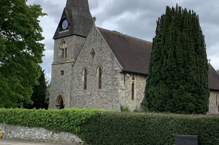 Myland Parish Church